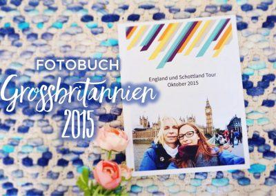 Großbritannien 2015 – Fotobuch