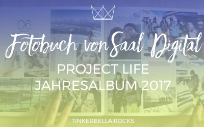 Saal Digital Fotobuch Review – Project Life Album 2017