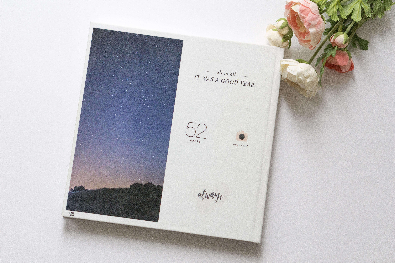 Project Life Jahresalbum 2017